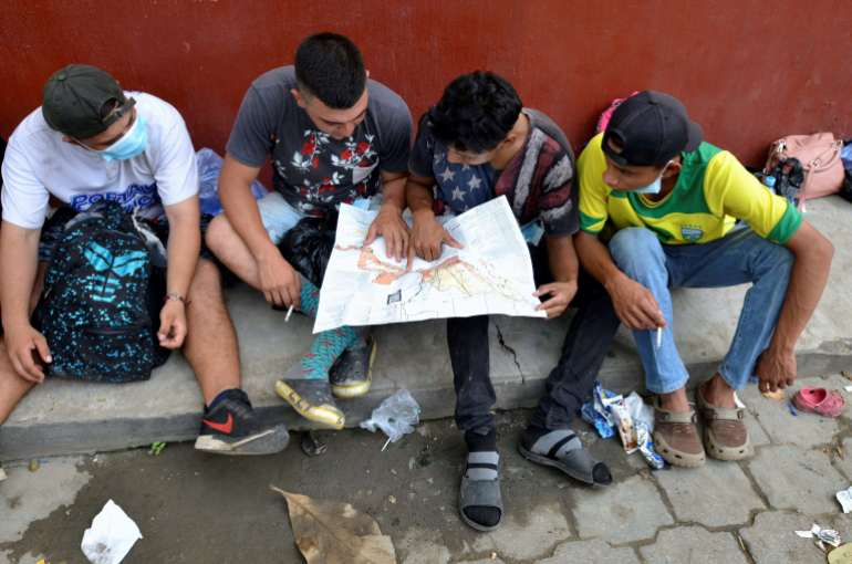 'There's no employment': Central Americans' economic pain deepens   Guatemala News