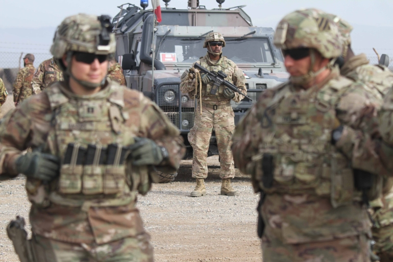 Christmas For The Troops 2020 Pictures Trump says US troops in Afghanistan should be 'home by Christmas