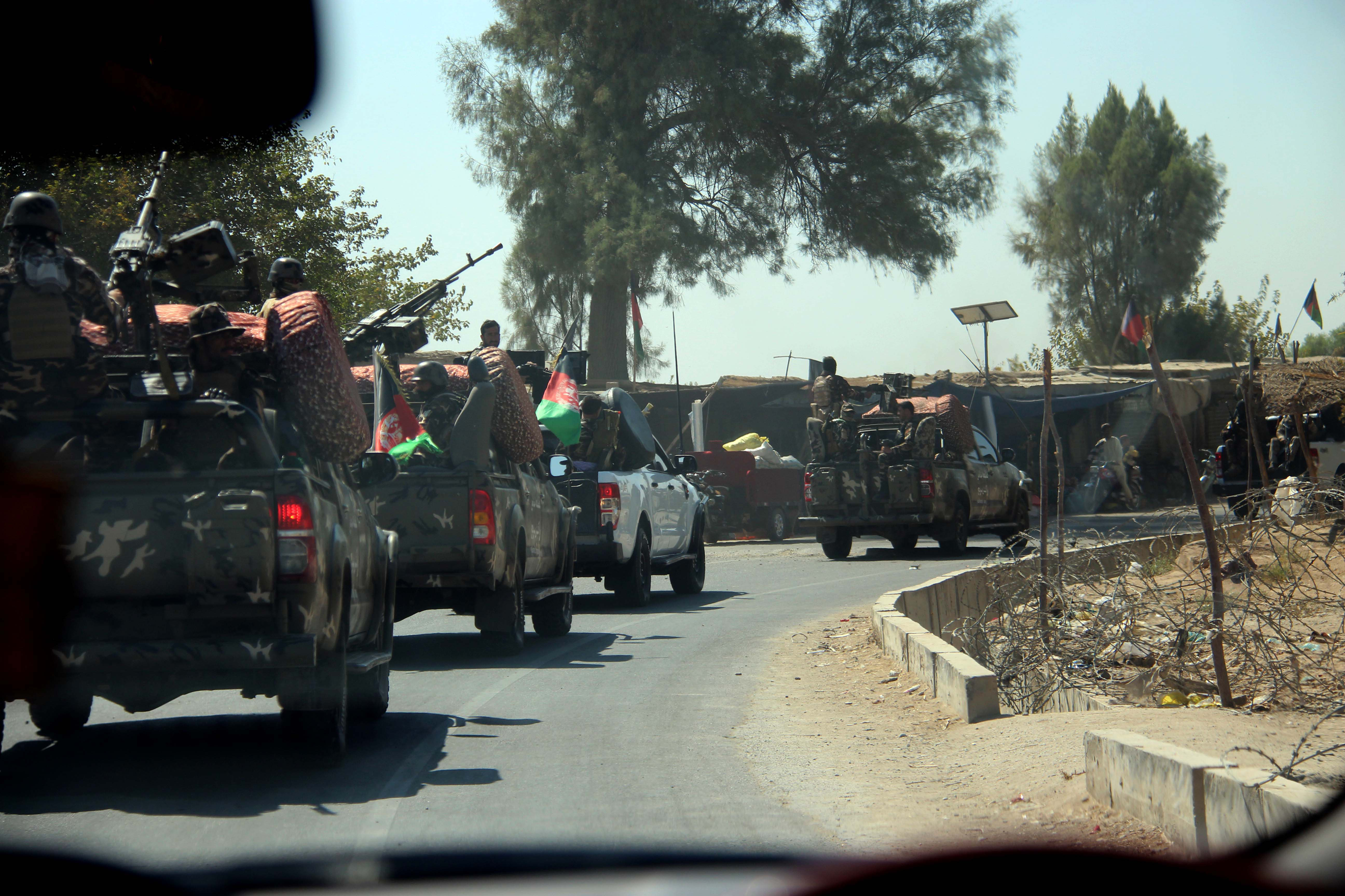 Afghan Airstrike Targeting Taliban Kills 12 Children as Peace Talks Stall