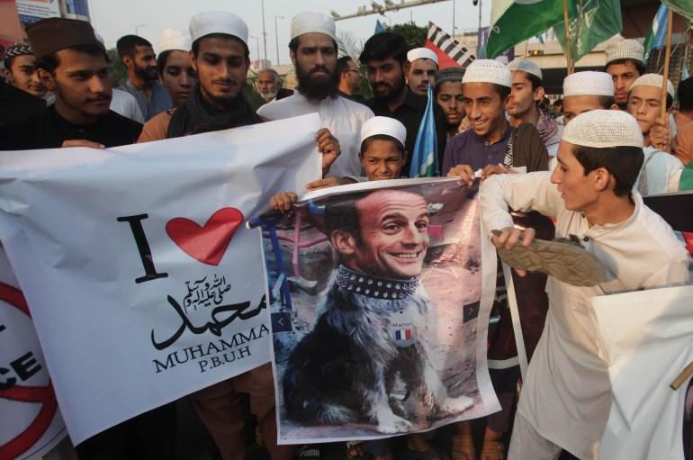 France demands Pakistan 'rectify' Macron Nazi comment   Europe