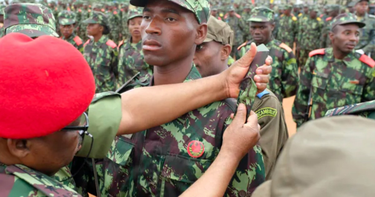 How can armed groups in northern Mozambique be contained? thumbnail