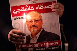 Saudi journalist Jamal Khashoggi was killed on October 2, 2018, after he went to the Saudi consulate in Istanbul to retrieve documents for his marriage [File: AFP]