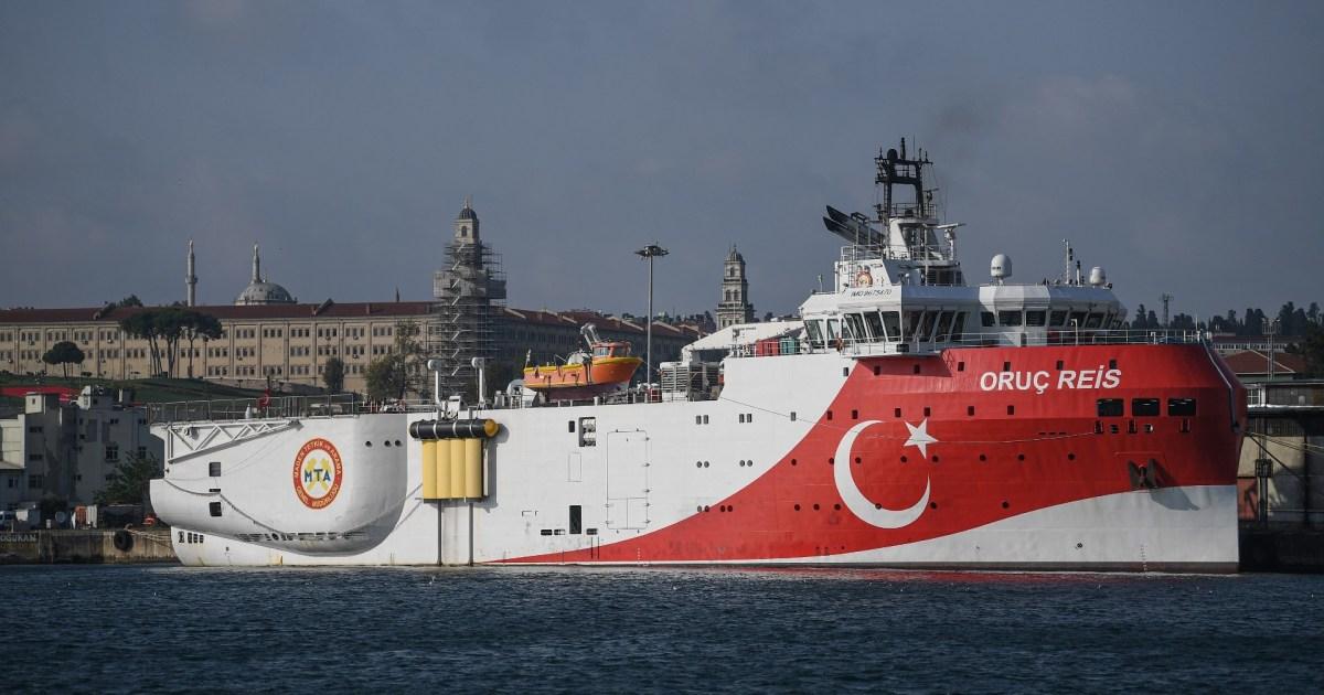 Will diplomacy ease East Mediterranean dispute?