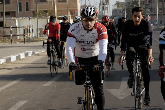 Cycling Under Siege in Gaza | Close Up