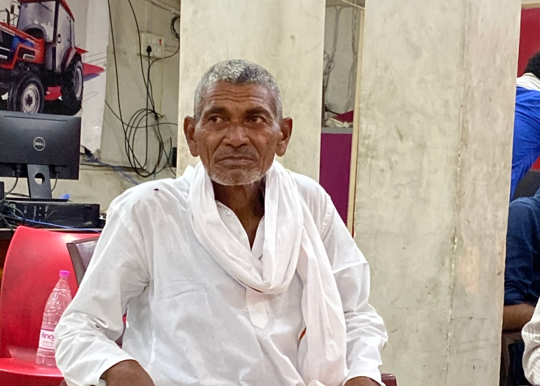 'Madman' digs for decades to bring water to dry Indian village   India News