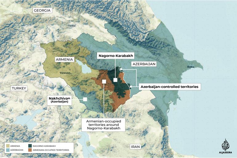 Un Chief Urges Nagorno Karabakh Rivals To Respect Truce Asia Al Jazeera