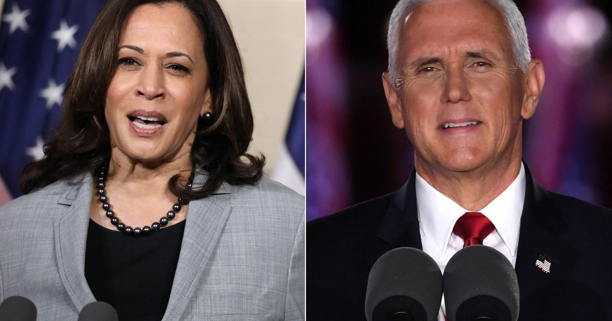 5 takeaways from the Pence-Harris US vice-presidential debate
