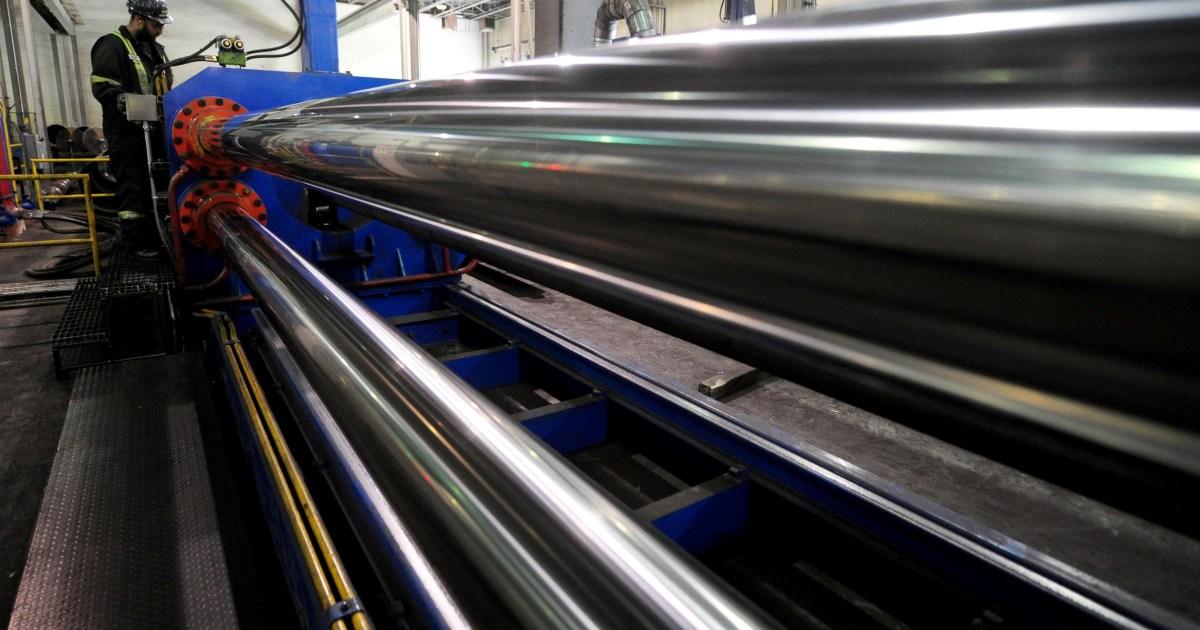 Trump lifts tariffs on Canadian aluminium, but may resume them