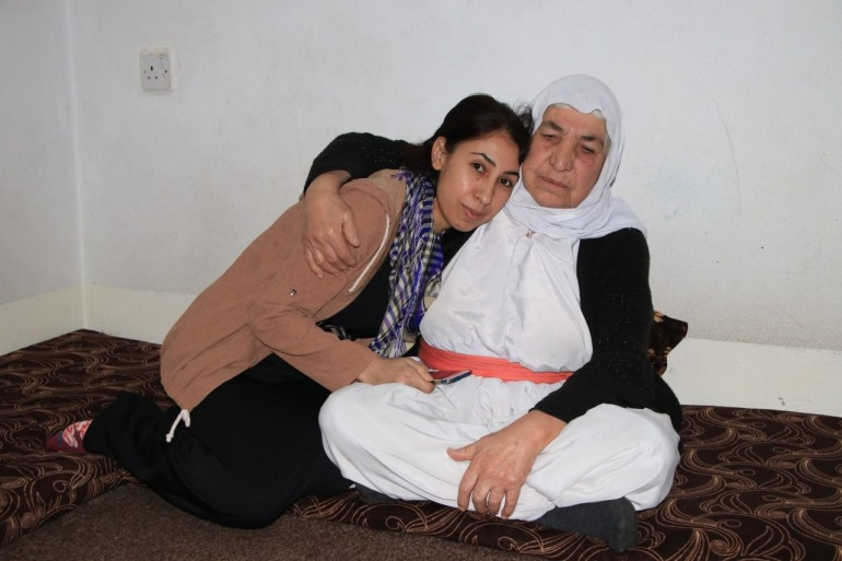 Sold, whipped and raped: A Yazidi woman remembers ISIL captivity