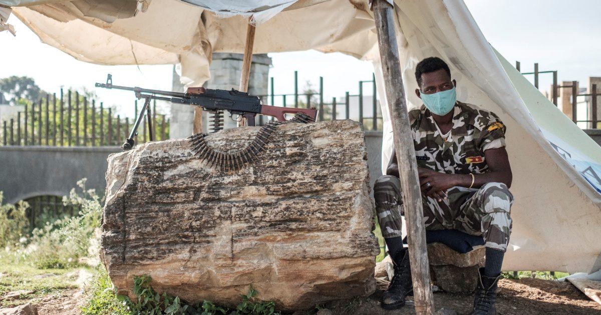 Tigray region alleges bombings in Ethiopia's 'unexpected war' | Ethiopia  News | Al Jazeera
