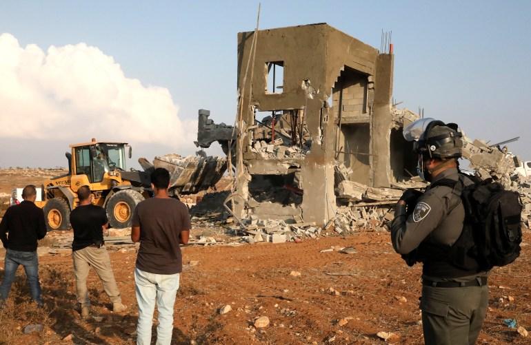 , [:en]UN, European states name on Israel to halt demolitions   Occupied West Financial institution Information[:], Laban Juan