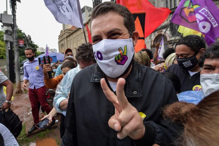 Brazil polls open in municipal runoff elections