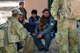 Claims of abuses by Australian special forces stationed in Afghanistan have been making the rounds online and in the media for several years now, but this week's report is the first clear admission of misdeeds by Canberra [File: Stu Dood/Aystralian Department of Defence via AFP]