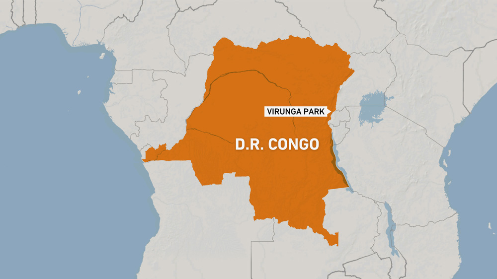 Six rangers killed in attack at Congo park