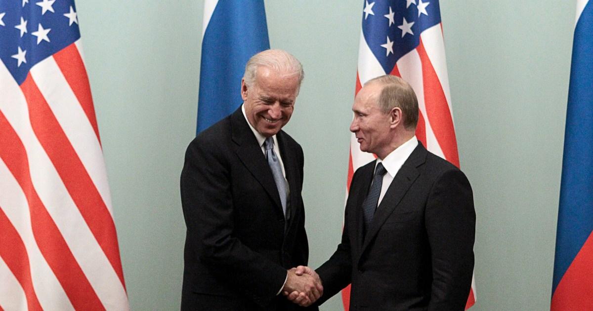 Ketika relasi AS-Rusia dingin, Putin bersedia memanggil Biden thumbnail