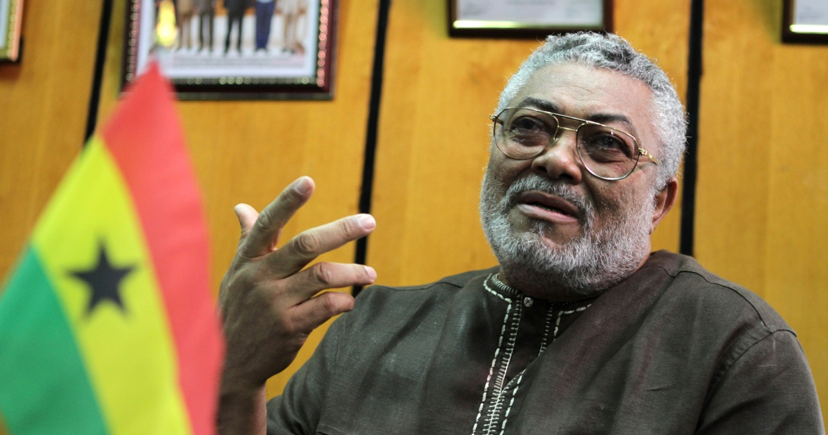 Ghana's former President Jerry Rawlings dies aged 73 | Ghana | Al Jazeera