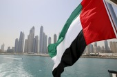 The UAE temporarily stopped issuing new visas to Afghans, Pakistanis and citizens of several other countries over security concerns [Ahmed Jadallah/Reuters]