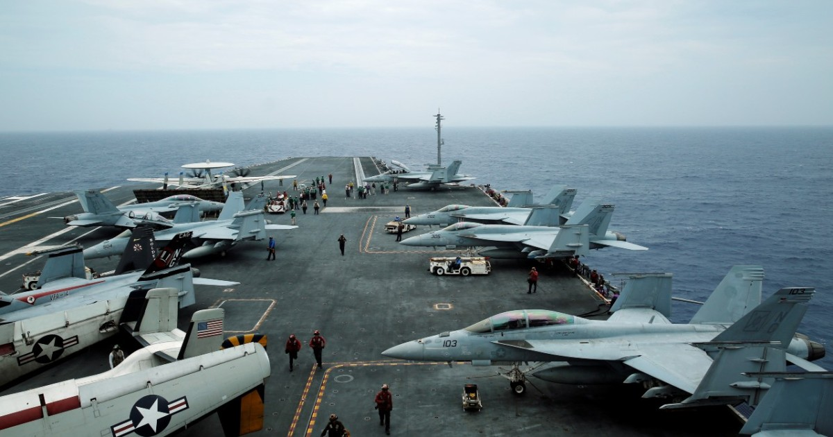India hosts maritime exercise amid China tension