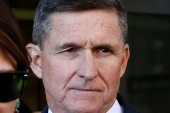 Former US national security adviser Michael Flynn had sought to withdraw his guilty plea [File: Joshua Roberts/Reuters]