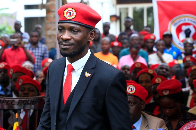 Uganda's Bobi Wine arrested after presidential nomination: Party | Uganda |  Al Jazeera