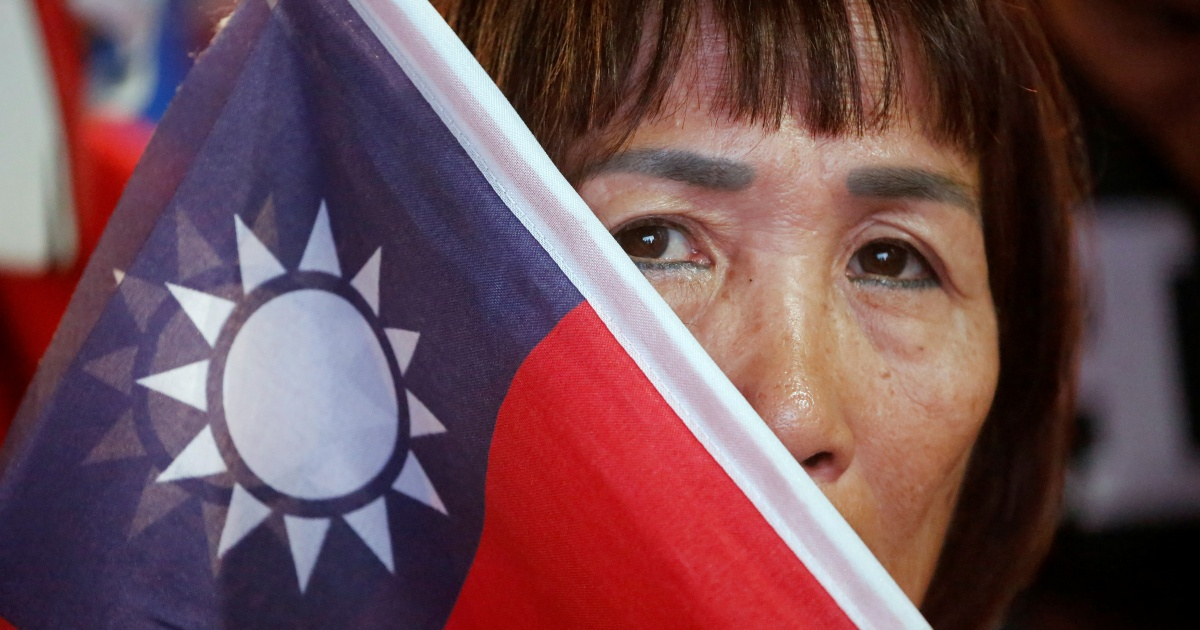 Why is Taiwan's Kuomintang on the ropes?