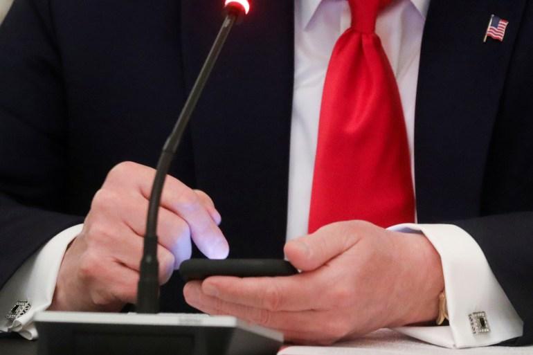 Trump To Lose Potus Twitter Account On January 20 Social Media News Al Jazeera
