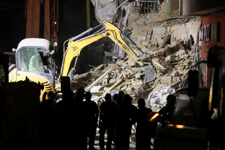 The August 4 explosion destroyed large parts of the city, injured more than 6,500 people and initially left hundreds of thousands homeless [File: Mohamed Azakir/Reuters]