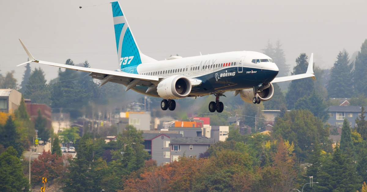 US transport department faults aviation body over Boeing 737 MAX