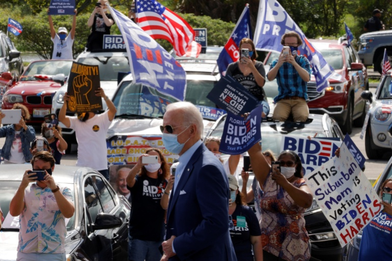 Florida heads into election day with no clear favourite | US & Canada