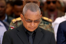 Debretsion Gebremichael has remained on the run for months [File: Tiksa Negeri/Reuters]