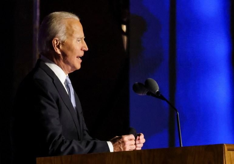 US president-elect Biden says win ushers in new era of healing | US & Canada