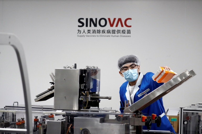 Early trial results show Sinovac vaccine triggers immune response | China