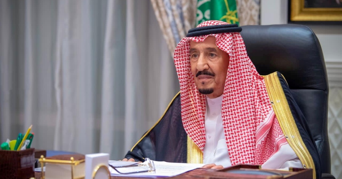 Saudi king urges world to take 'decisive stance' against Iran