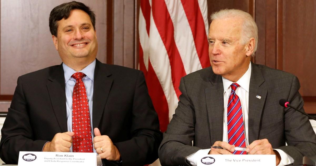 Biden names longtime adviser chief-of-staff in first key hire | US & Canada | Al Jazeera