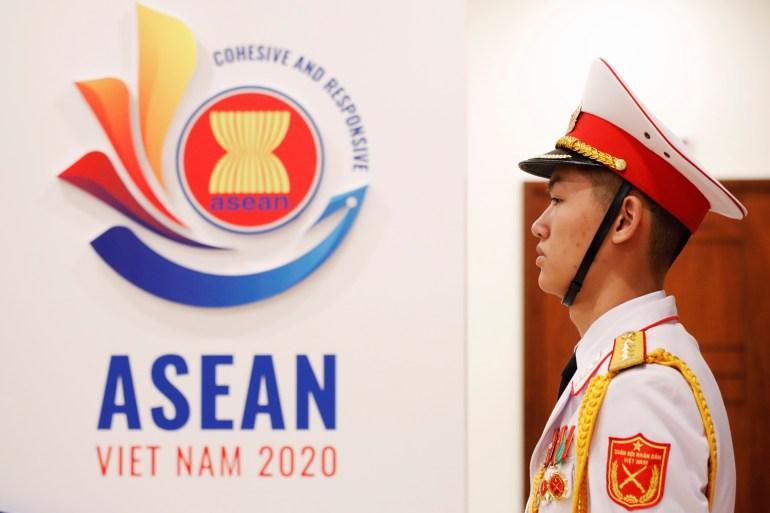 KTT ASEAN akan berlangsung pada hari Kamis dengan fokus untuk menanggapi pandemi [Kham / Reuters]
