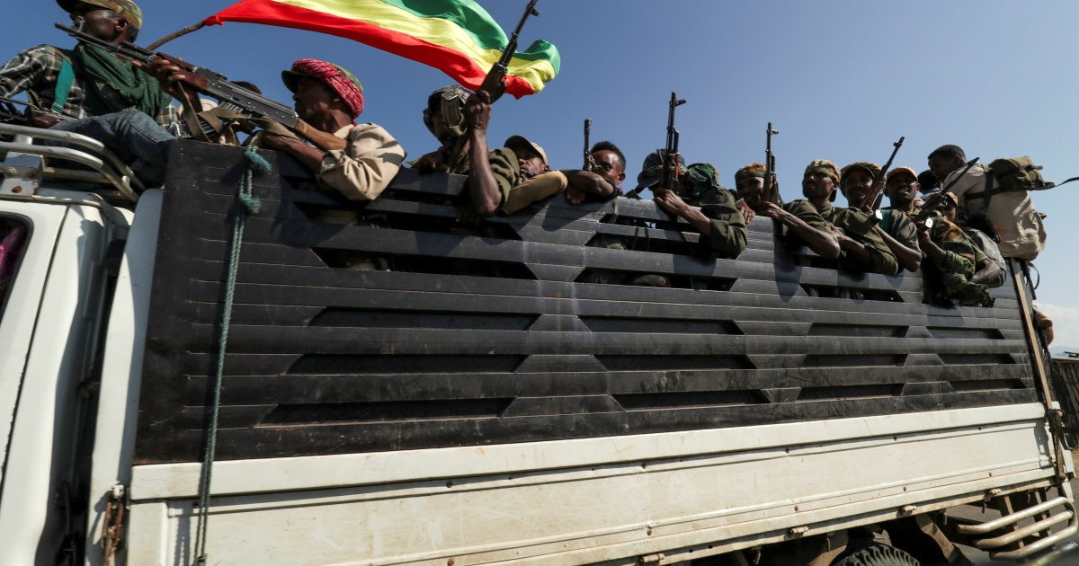 Alarm as Ethiopia's Tigray conflict becomes internationalised | Ethiopia