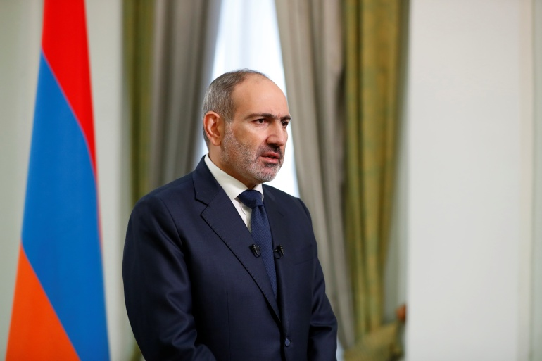 Armenia Prevented Assassination Attempt on Prime Minister Nikol Pashinyan