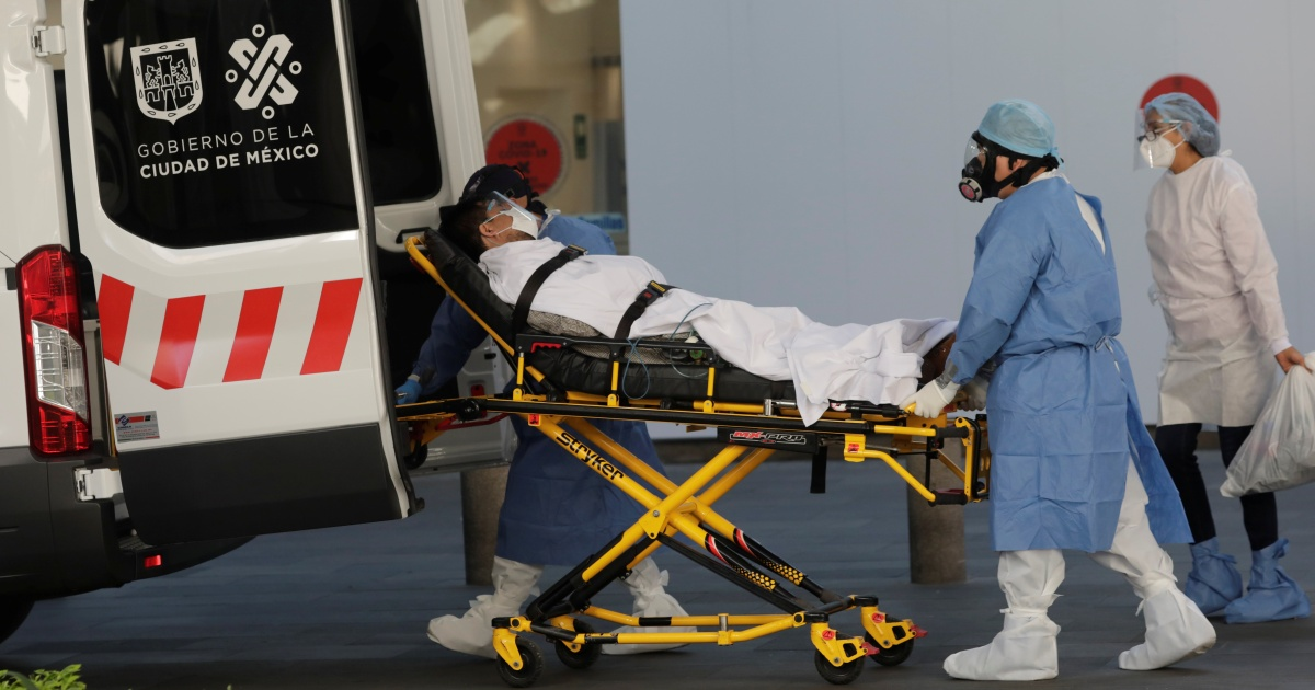 Mexico reaches one million COVID-19 cases, nears 100,000 deaths | Mexico