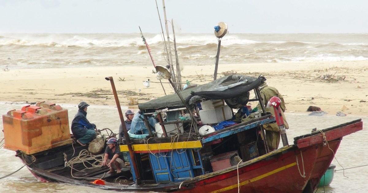Damage, injuries as Vamco hits Vietnam