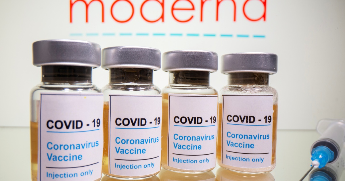 Moderna says its COVID-19 vaccine is 94.5 percent effective | US & Canada |  Al Jazeera