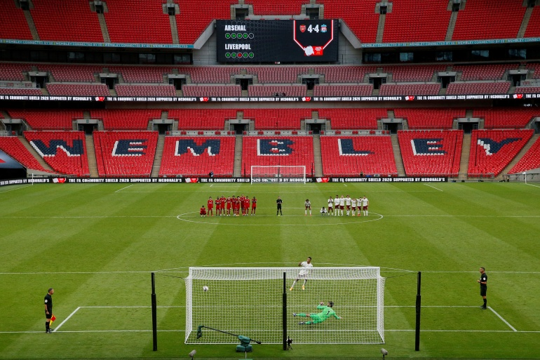 England to allow up to 4,000 fans at elite sports events | Coronavirus  pandemic News | Al Jazeera
