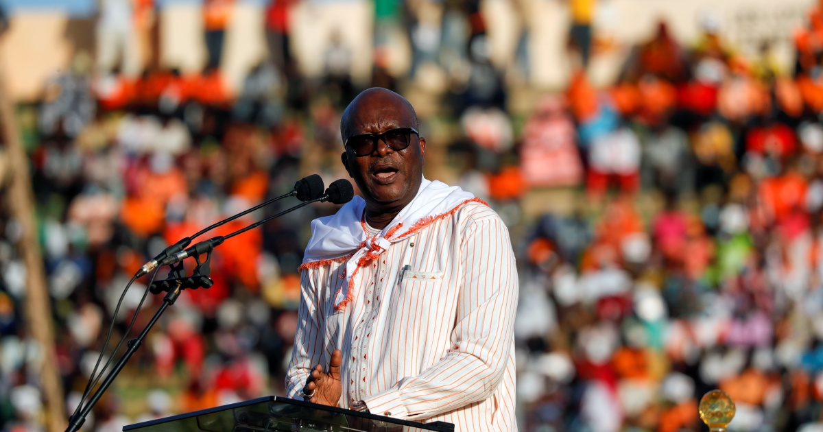 Burkina Faso: Preliminary election results hand victory to Kabore