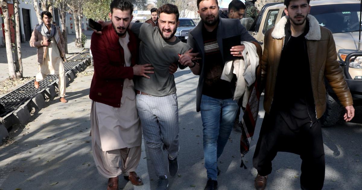 Twenty-three rockets hit Afghan capital Kabul, 8 civilians killed - Al Jazeera English