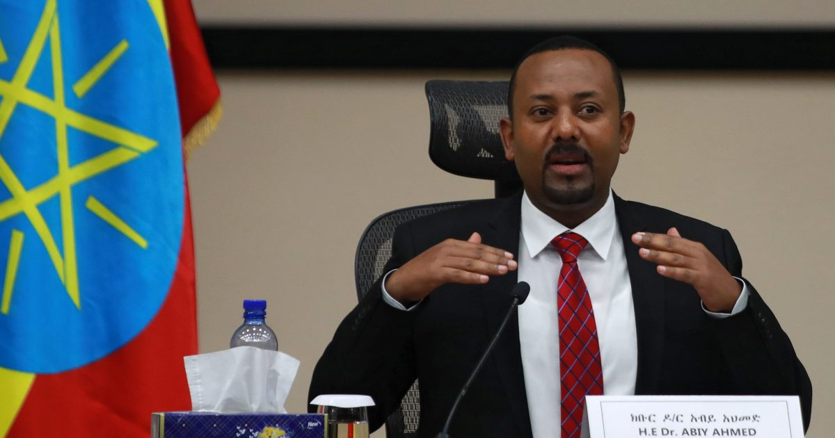 Is Ethiopias war over or just beginning? undefined