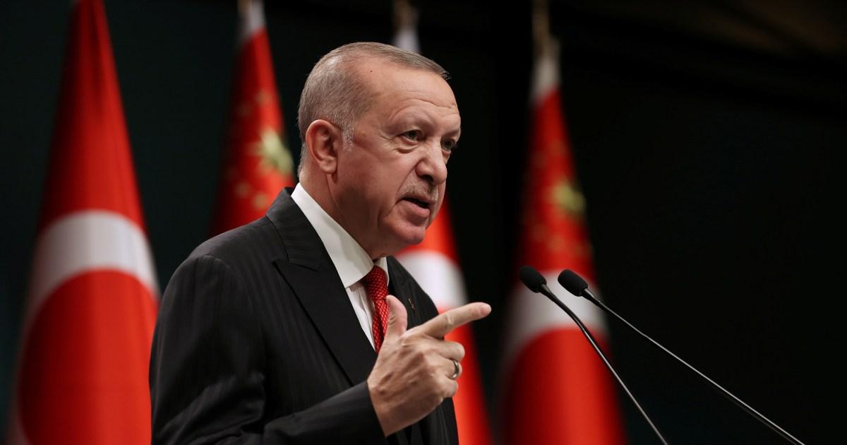 Erdogan: Threats of EU sanctions on Turkey 'do not concern us' thumbnail