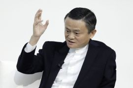 The listing of Ant Group, which Jack Ma founded, was the most anticipated initial public offering in years, but even after it was suspended, Ma is still worth about $54bn [Bloomberg]