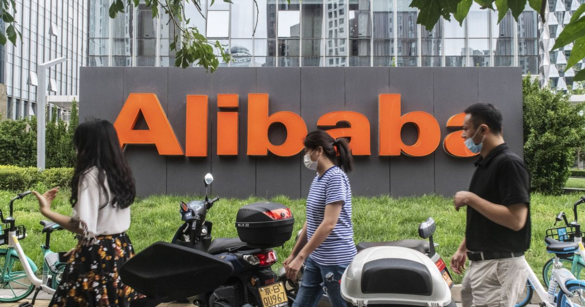 China's e-commerce growth gives Alibaba a boost, eyes on Ant   China News