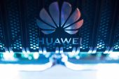 The US has campaigned for its allies, including the UK, to exclude Huawei on the grounds that its proximity to China's government constitutes an unacceptable security risk [File: Chris Ratcliffe/Bloomberg]