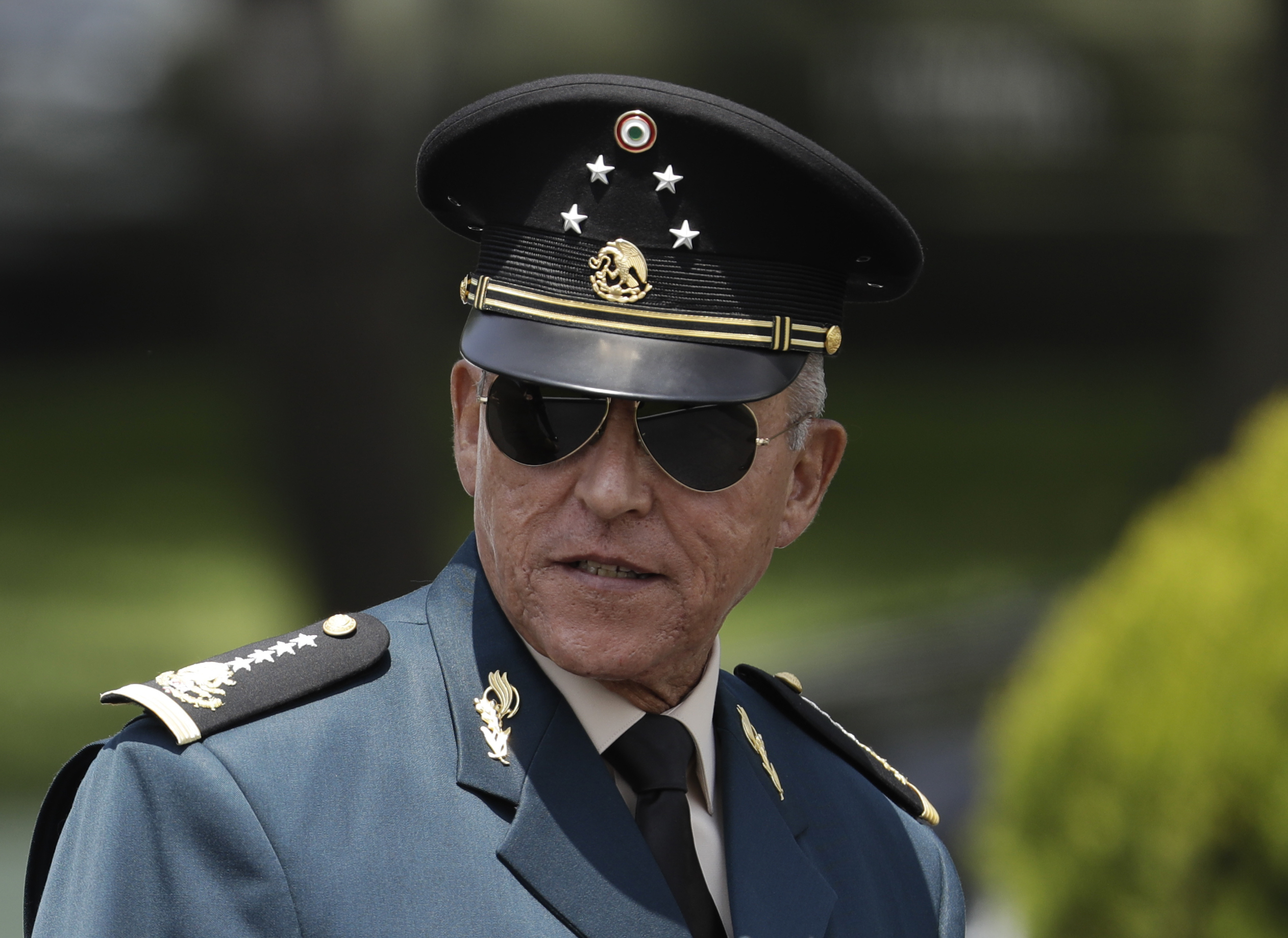 Mexico has said it would drop criminal charges against former defence minister Salvador Cienfuegos