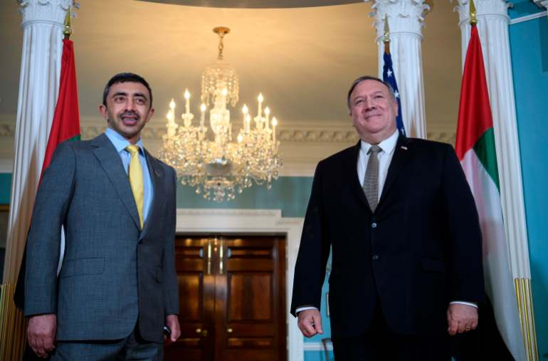 Pompeo to visit UAE to discuss arms sale, Israel normalisation